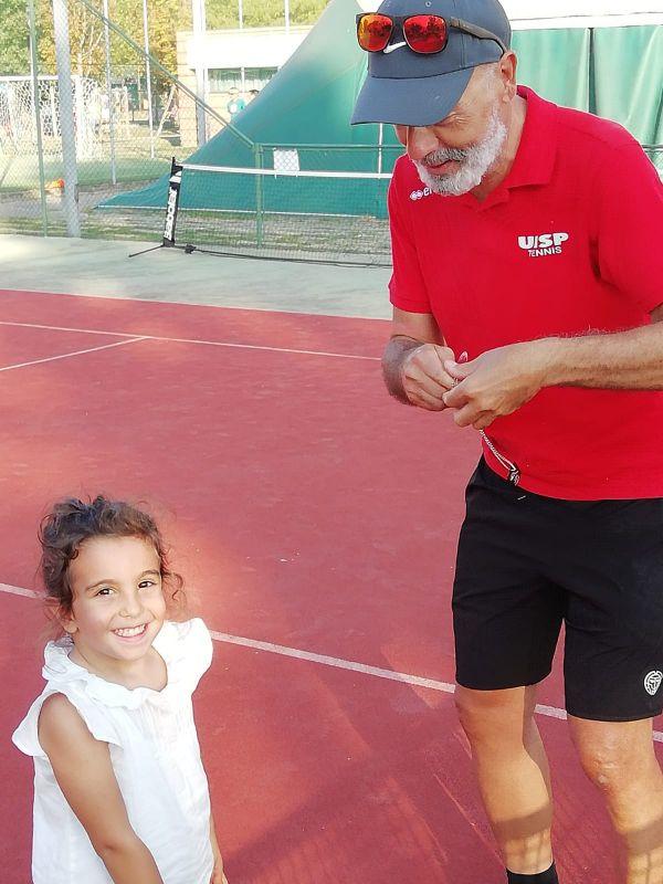 tennis per i piu piccoli